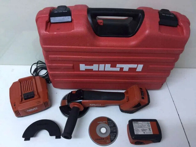 Amoladora Angular Hilti Ag125-A22