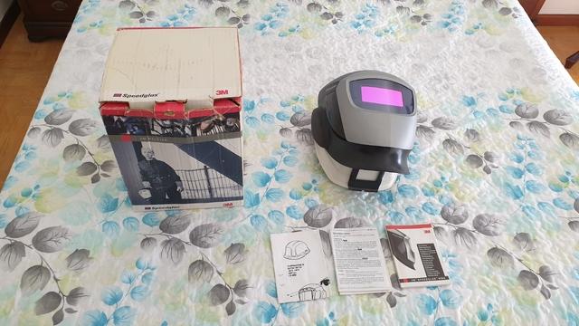 Speedglas 9000 De Casco