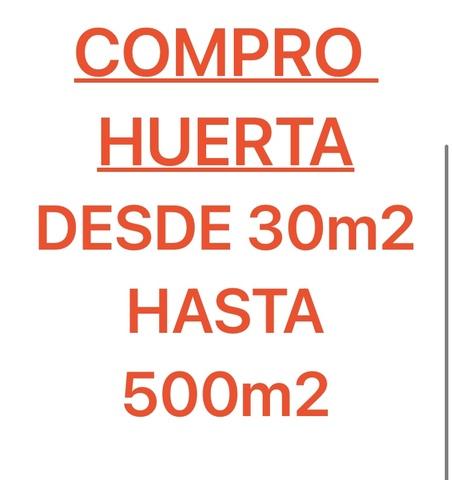 COMPRO HUERTA - foto 1