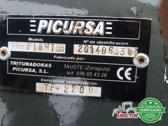 PICURSA TF-2200 - foto 6