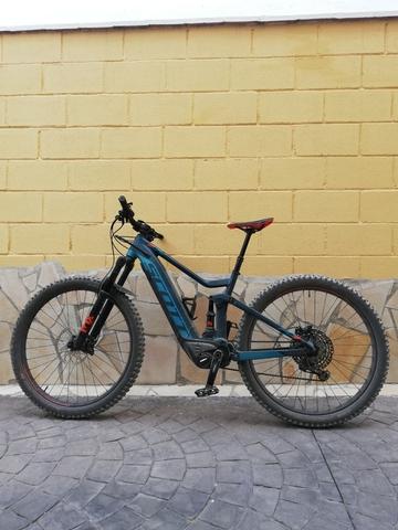 Bicicleta Scott Genius Eride 920