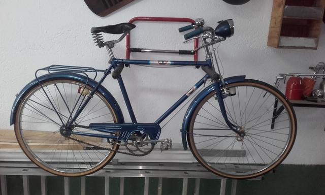 Bicicleta Clasica De Varillas