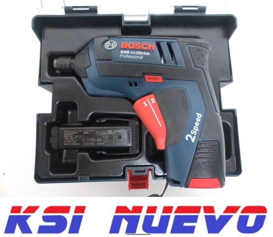 Atornillador Bosch Gsr Mx2Drive