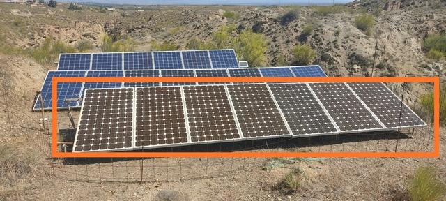 Placas Solares 230W
