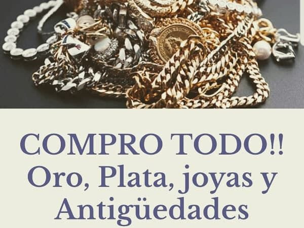 COMPRO ANTIGUEDADES Y PLATA - foto 1