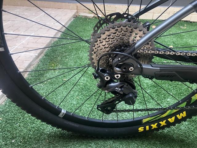 Bici Giant Xtc Advanced De Carbono 2019