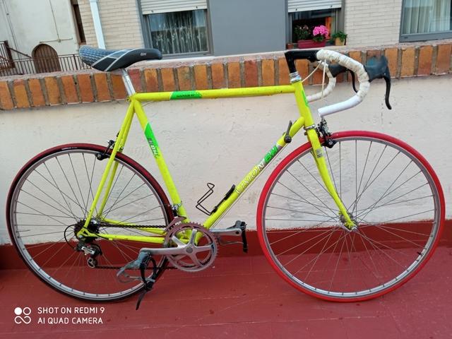 Bicicleta Carretera Clásica Bh Visión