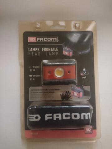 Linterna Facom