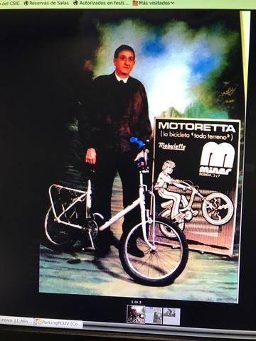 Gac Motoretta Mobylette
