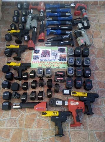 Reparación Baterías Y Prensas Multicapa