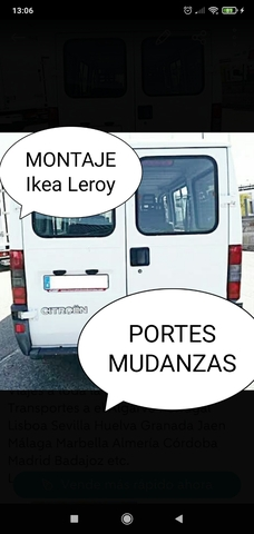 PORTES CHICLANA DE LA FRONTERA MUDANZAS - foto 1