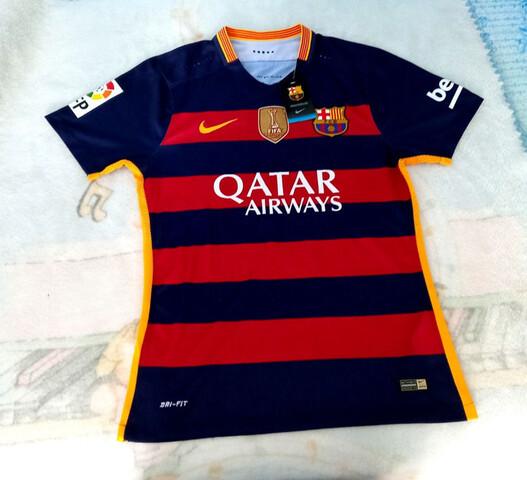 Camiseta Del Fc Barcelona Messi 10