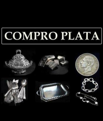 COMPRO PLATA/CUBERTERIAS/JUEGOS DE TE - foto 1