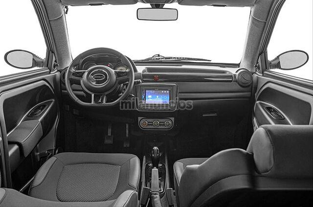 MICROCAR - MGO 6 X PROGRESS - foto 8