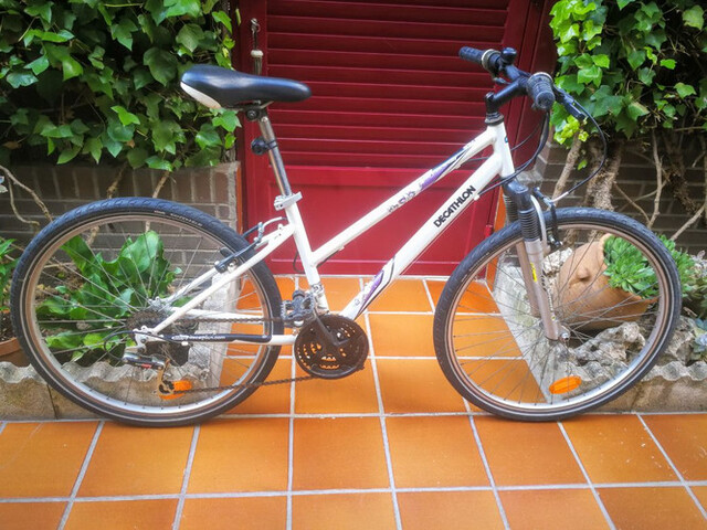 Bicicleta Mtb Talla S
