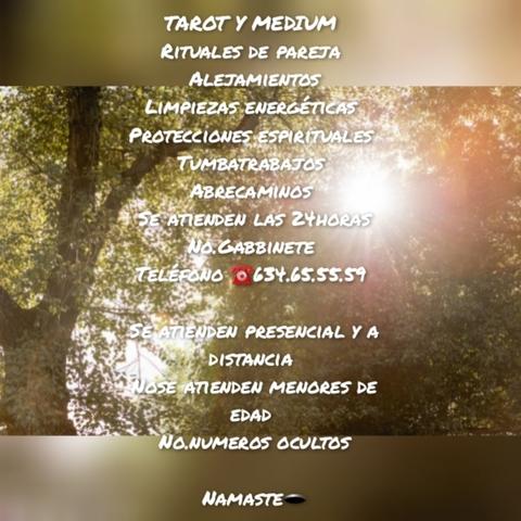 MEDIUM Y TAROT - foto 1