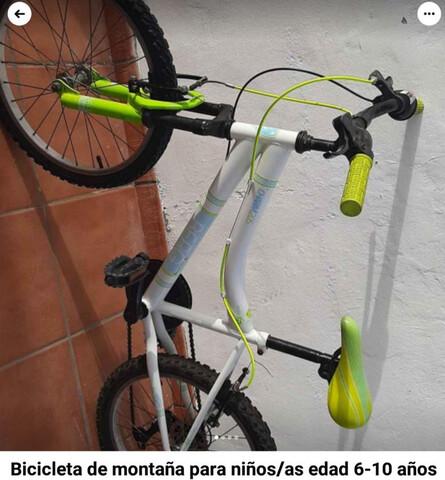 Vendo Bici De Niñ@ Rueda 20
