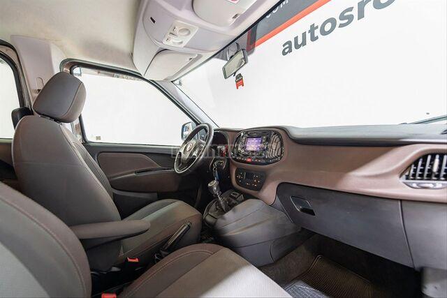 FIAT - DOBLO PANORAMA TREKKING 1. 6 MJET 88KW 120CV - foto 5