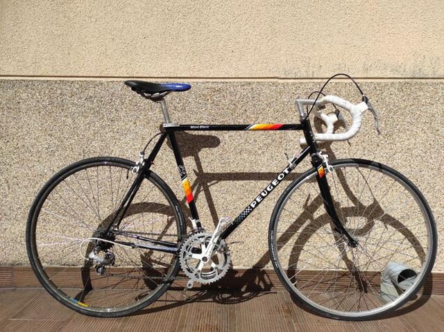 Bicicleta Peugeot Mont Blanc