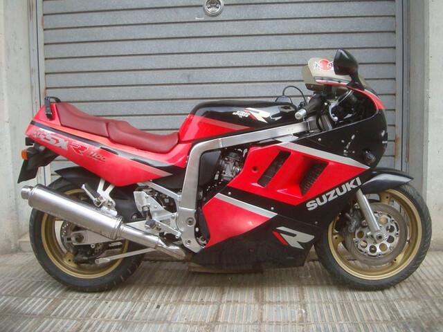 SUZUKI - GSX 1100 R - foto 1