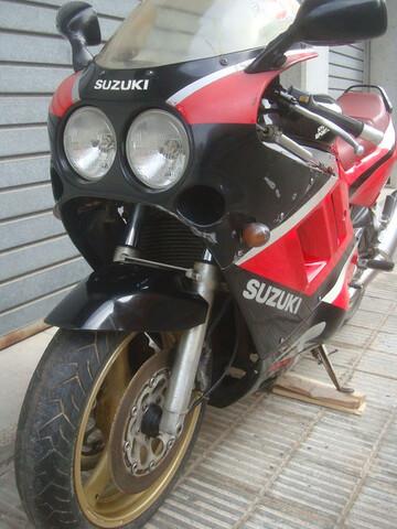 SUZUKI - GSX 1100 R - foto 3