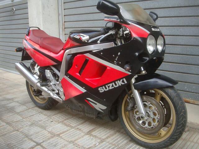 SUZUKI - GSX 1100 R - foto 9