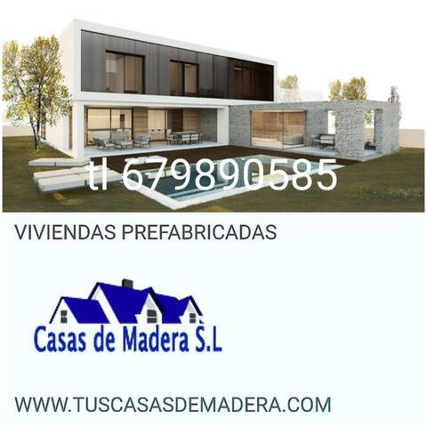 CASAS DE MADERA SOMOS  FABRICANTES.  - foto 4