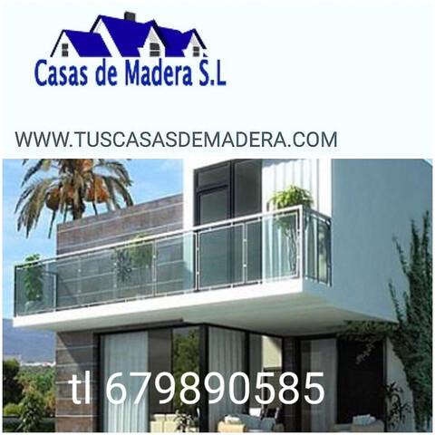 CASAS DE MADERA SOMOS  FABRICANTES.  - foto 6