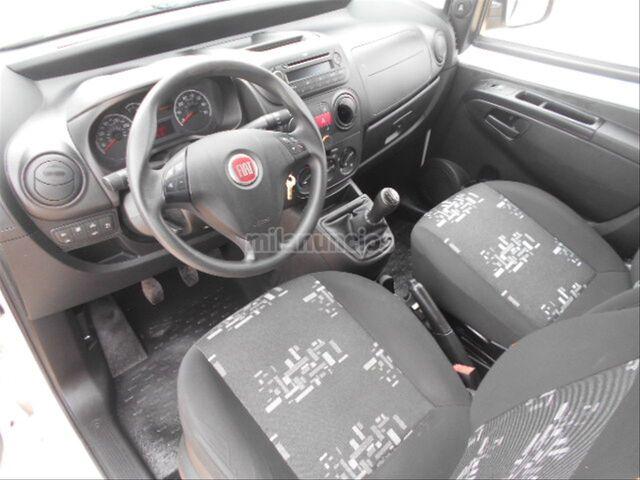 FIAT - FIORINO CARGO ADVENTURE 1. 3 MJET 55KW 75CV E5 - foto 15