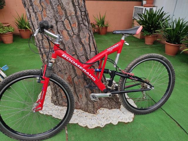 Bicicleta De Montaña Doble Suspencion