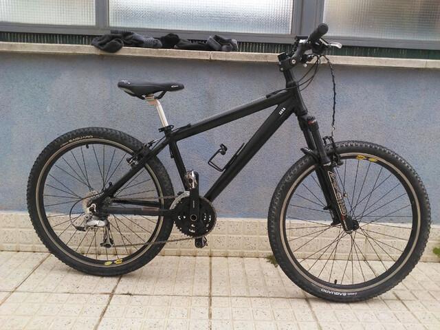 "Bicicleta Btt 26"" Hardtail Cuadro 15"""