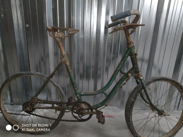 Bicicleta Varillas Infantil Niños Clasic