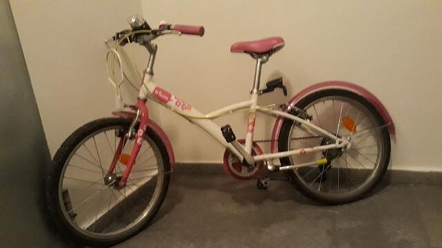 Bicicleta Niña Casi Nueva