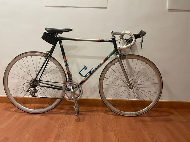 Bicicleta Zeus En Buen Estado