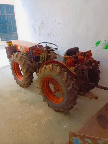 TRACTOR AGRIA 9900 Y HERRAMIENTAS - AGRI - foto 3