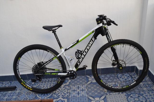 Bici Mtb Cannondale Carbono 29\\\' Talla
