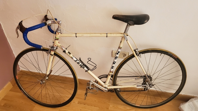 Bicicleta Zeus Modelo 1000
