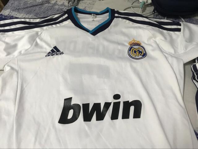Equipación Del Madrid