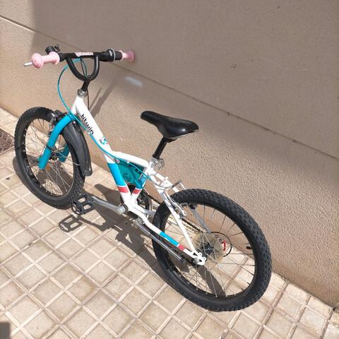 "Bicicleta 20"" Pulgadas"