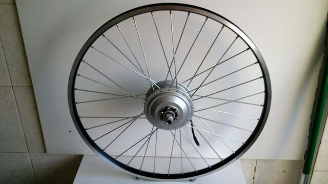 Rueda Bicicleta Electrica Ciclotek