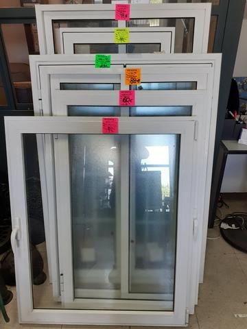 Ventanas Aluminio Blanco De Liquidación