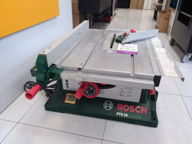 Mesa De Corte Bosch Pts10