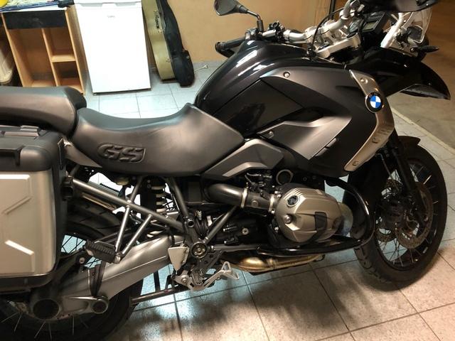 BMW - R1200GS TRIPLE BLACK - foto 5