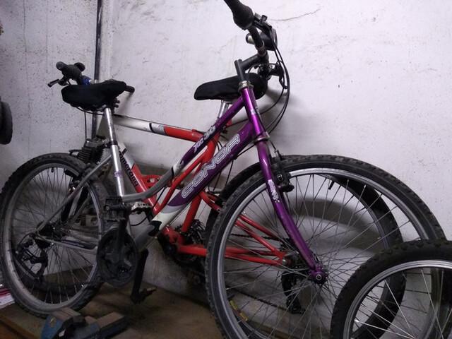 Se Vende Dos Bicicletas Mountain Bike.