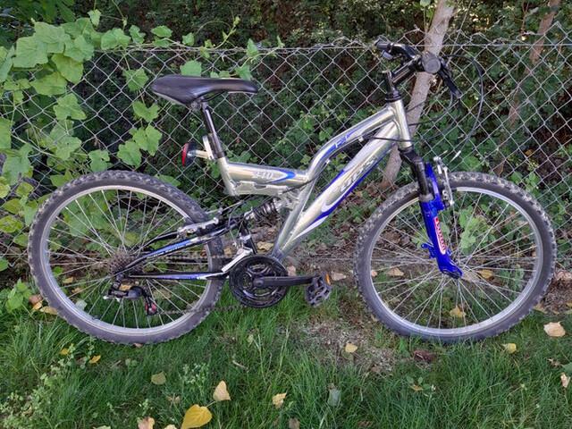 Bicicleta Montaña 24 Pulgadas 21 Velocid