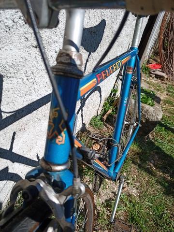 Bicicleta Peugeot De 34 Años