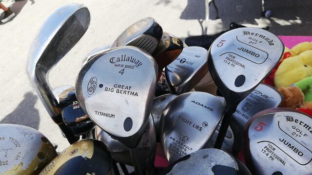 Vendo Material De Golf