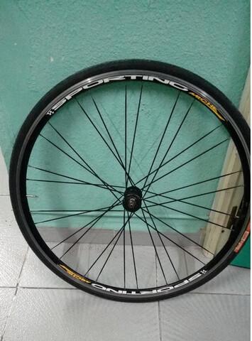 Rueda Sporting Miche Bici Carretera 700
