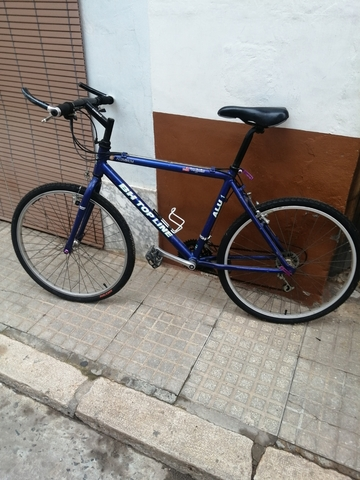 Bicicleta Rueda Fina