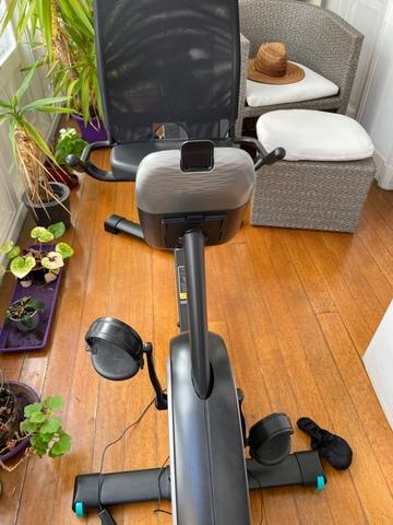 Bicicleta Estática/ Asiento Seminueva